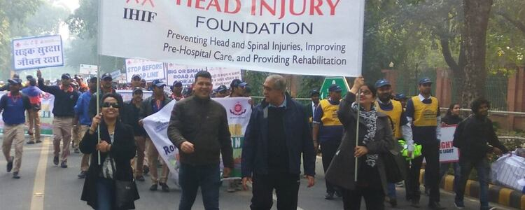 National road safety walk to prevent tbi 2017